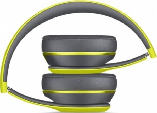 Casti Beats Solo2 Wireless Yellow  mkq12zm/a 3