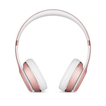 Casti Beats Solo3 Wireless On-Ear  - Rose Gold mnet2zm/a 5