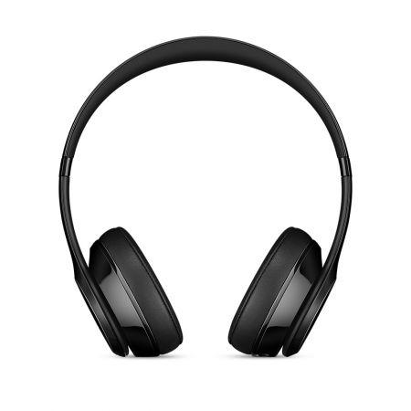 Casti Beats Solo3 Wireless On-Ear Headphones - Gloss Black mnen2zm 3