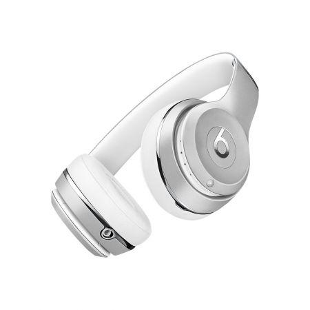 Casti Beats Solo3 Wireless On-Ear Headphones - Silver - mneq2zm [3]