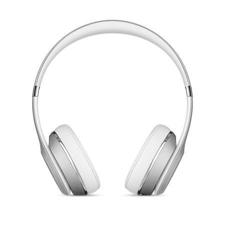 Casti Beats Solo3 Wireless On-Ear Headphones - Silver - mneq2zm [5]