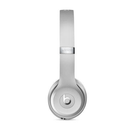 Casti Beats Solo3 Wireless On-Ear Headphones - Silver - mneq2zm [6]
