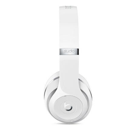 Casti Beats Studio Wireless Over-Ear  - Gloss White mp1g2zm/a 1