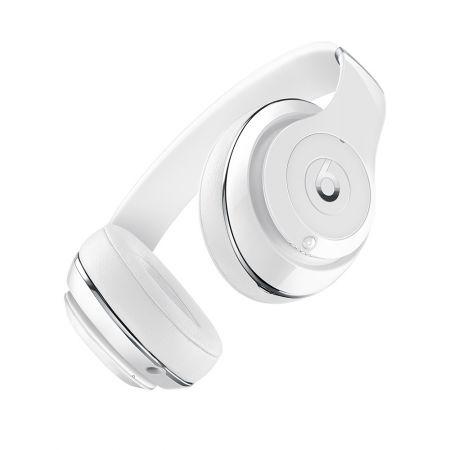 Casti Beats Studio Wireless Over-Ear  - Gloss White mp1g2zm/a 4