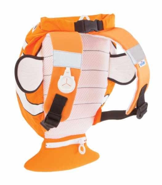 Rucsac Trunki PaddlePak Clown Fish 0