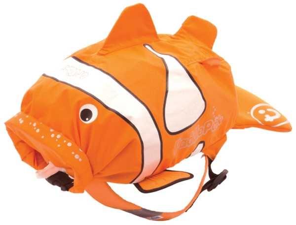 Rucsac Trunki PaddlePak Clown Fish 1