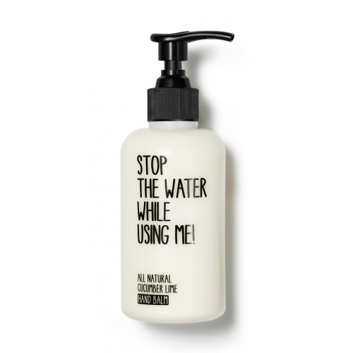 Crema de maini Cucumber Lime 200 ml Stop the water while using me