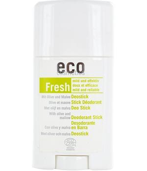 Deodorant bio cu nalba si frunze de maslin - Eco Cosmetics 0