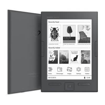 "E-Book Reader Energy Sistem HD, Slim ,6"", E-Ink , HD, 8GB 1"