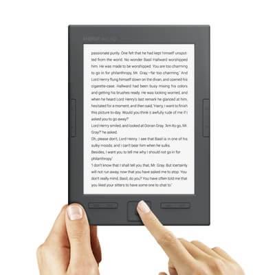"E-Book Reader Energy Sistem HD, Slim ,6"", E-Ink , HD, 8GB"