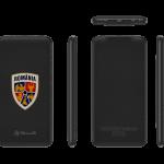 Baterie externa Tellur FRF slim 10000mAh 2 x USB + Micro USB, FRF, negru 1