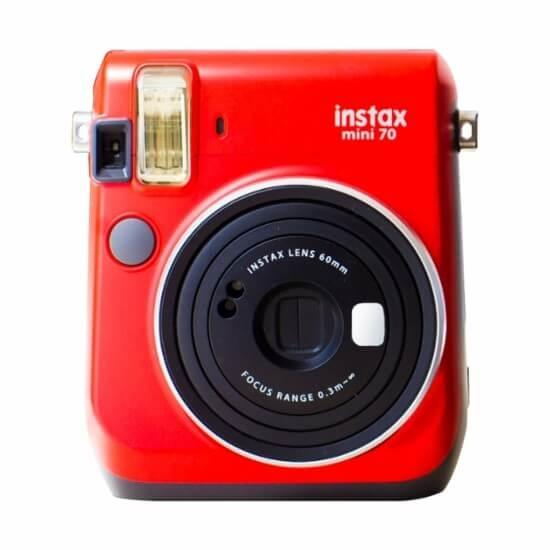 Fujifilm Instax Mini 70 Passion Red 0