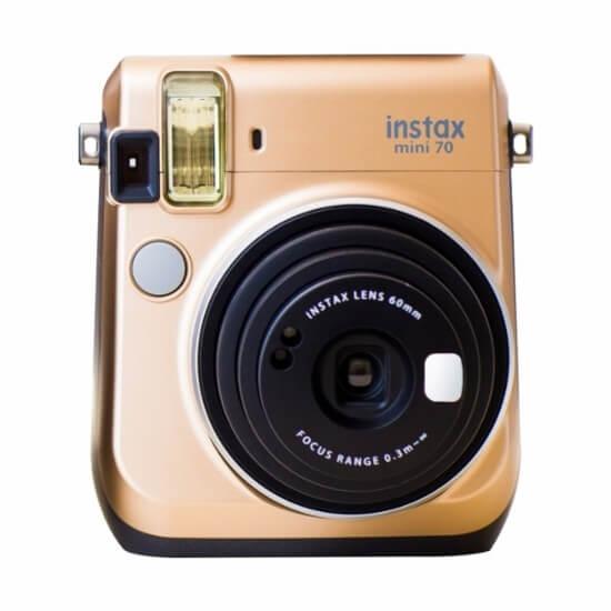 Fujifilm Instax Mini 70 Stardust Gold