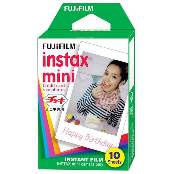 Fujifilm Instax Mini - film instant 10 bucati 0