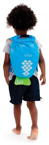 Rucsac Trunki PaddlePak Blue 7