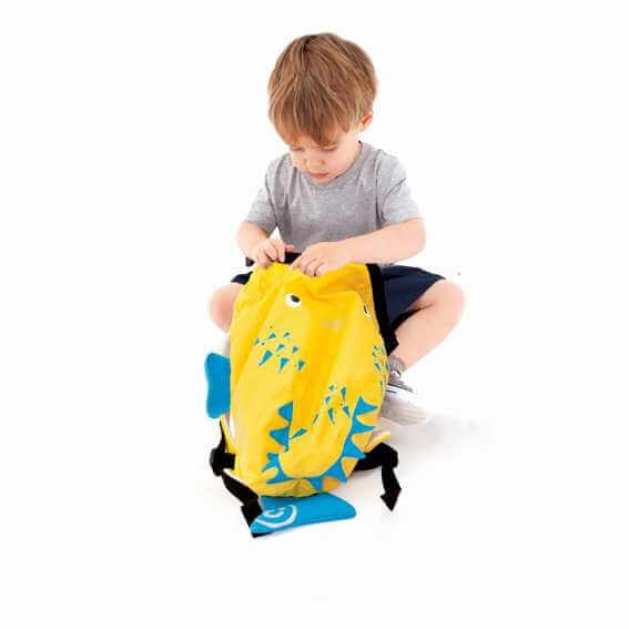 Rucsac Trunki PaddlePak Blow Fish 2