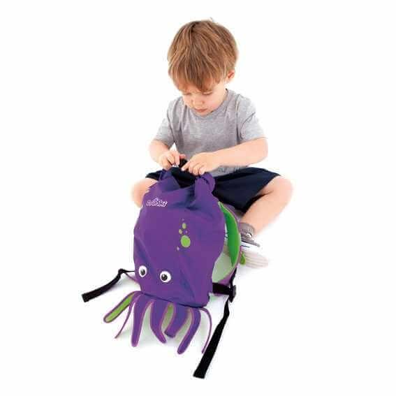 Rucsac Trunki PaddlePak Octopus 4