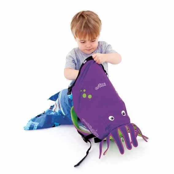 Rucsac Trunki PaddlePak Octopus 0