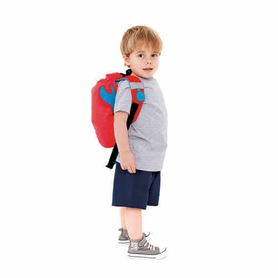 Rucsac Trunki PaddlePak Lobster Rosu 3