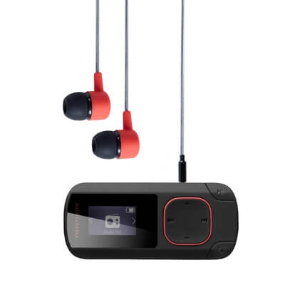 MP3 Player Energy Sistem CLIP Bluetooth Coral 1