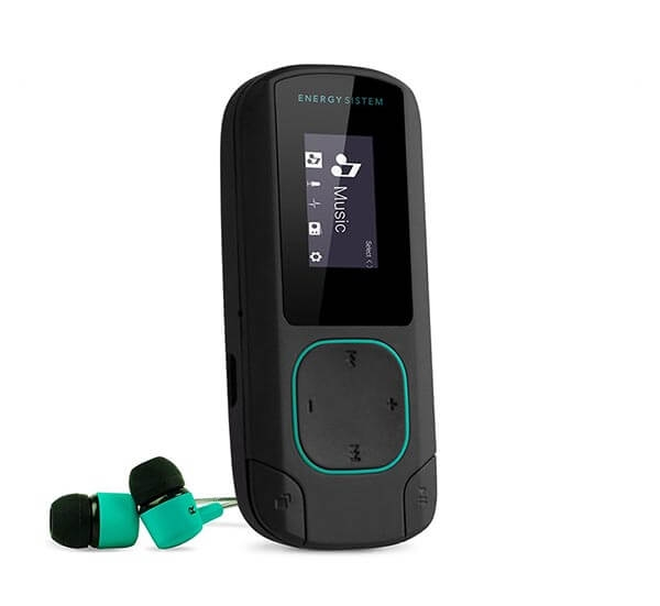 MP3 Player Energy Sistem CLIP Bluetooth Mint 0