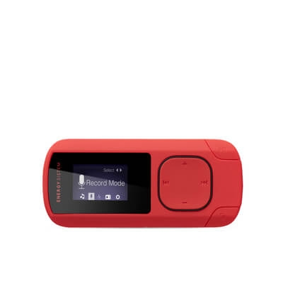 MP3 Player Energy Sistem CLIP Coral 2