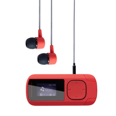 MP3 Player Energy Sistem CLIP Coral 3
