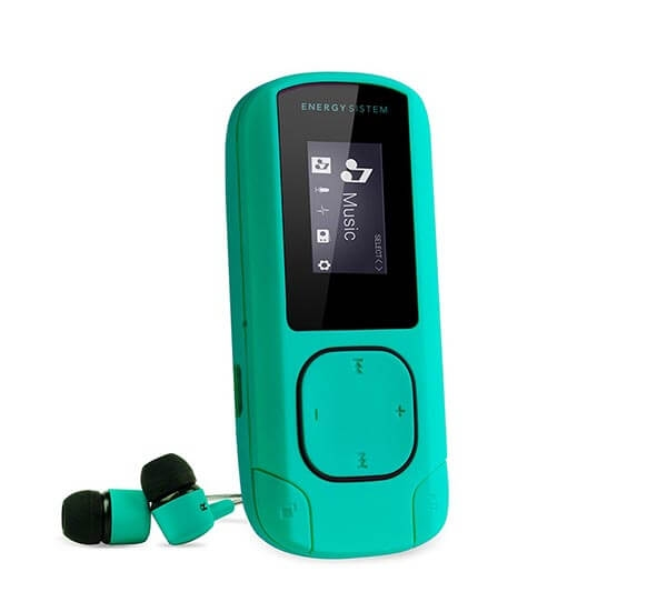 MP3 Player Energy Sistem CLIP Mint 0