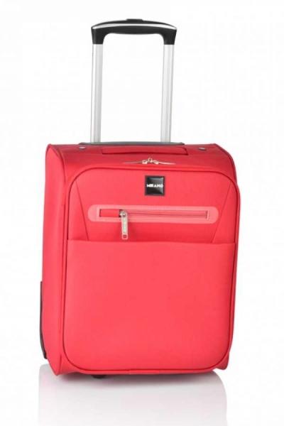 Mirano Troler textil cabina Wizzair rosu 0