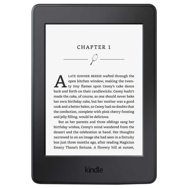 KINDLE PAPERWHITE 2015 - negru 2