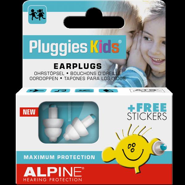 Dopuri de urechi Alpine Pluggies Kids [0]