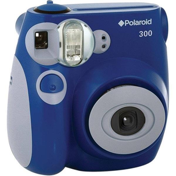 Polaroid 300 albastru - Aparat foto instant 0