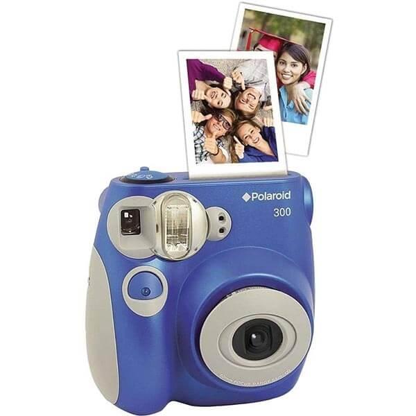 Polaroid 300 albastru - Aparat foto instant 1