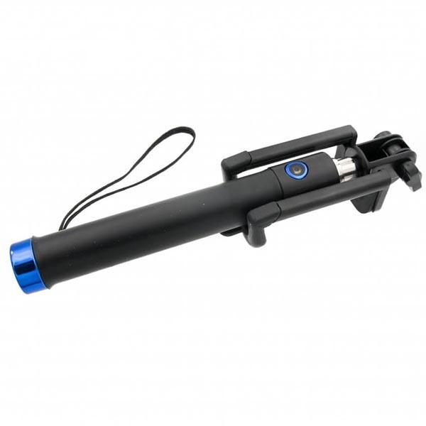 Selfie stick Premium Bluetooth Tellur M76BF SKY Blue 3