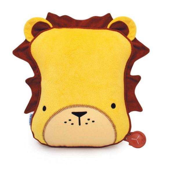 Set perna si pled Trunki SnooziHedz Lion