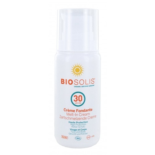 "Crema de soare ""MELT-IN"" SPF 30 Biosolis 100ml"