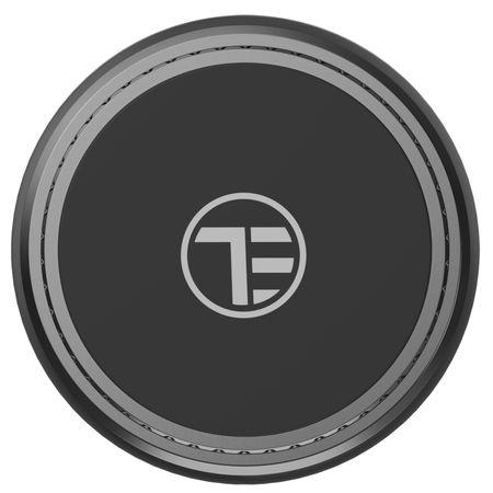 Suport magnetic de telefon pentru ventilatie FreshDot, Odorizant Lamaie, gri 3