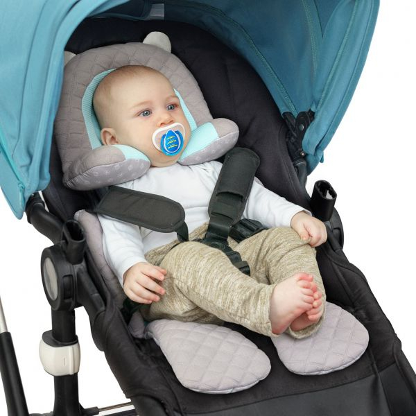 Suport ergonomic 3 in 1 TOTAL SUPPORT Bebe, sweat free 0