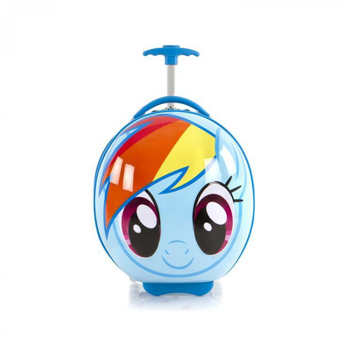 Troler de calatorie pentru copii Heys My Little Poney 0