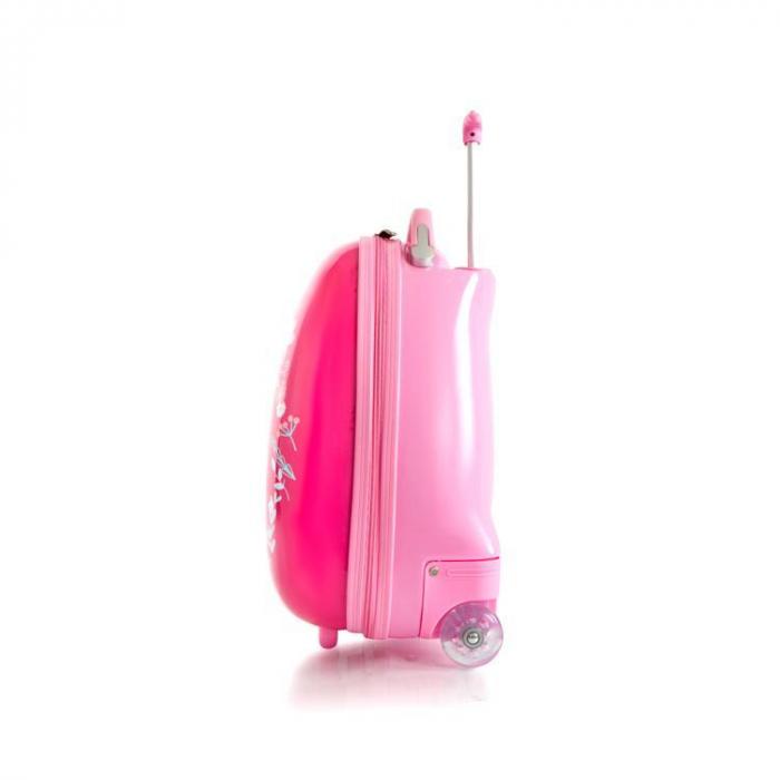Troler Copii Heys Peppa Pig Pink 46 cm - ABS [2]