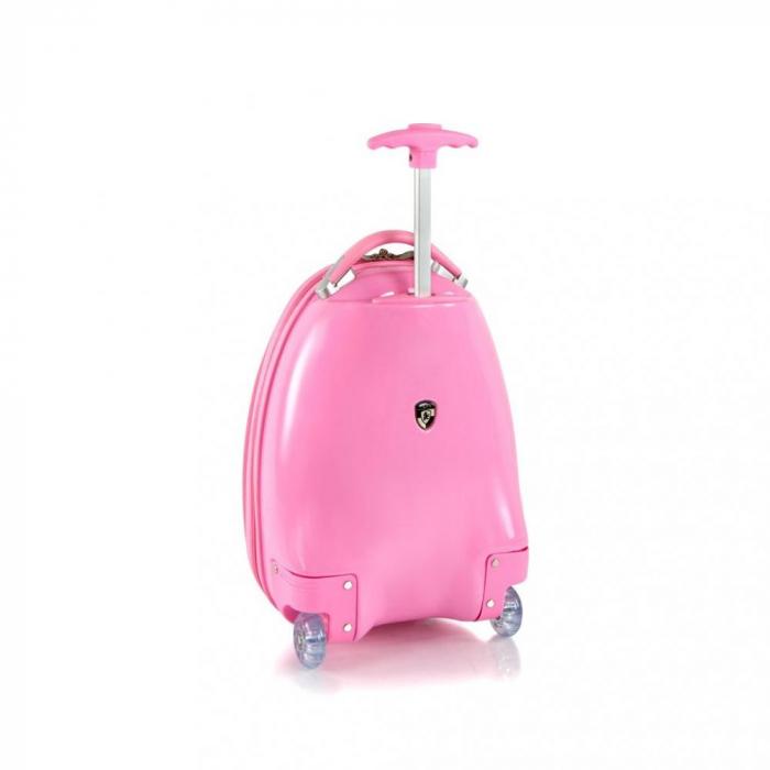 Troler Copii Heys Peppa Pig Pink 46 cm - ABS [3]
