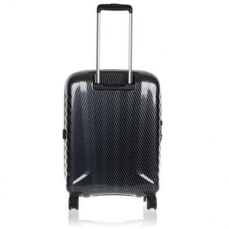 Troler Cabina Roncato Uno Deluxe, Carbon 2