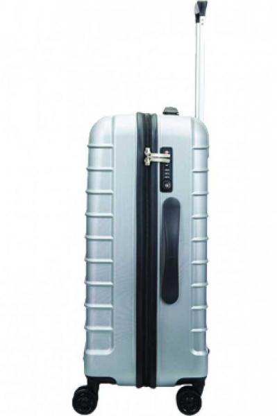 Troler Carlton Duo-Tone 65 argintiu-albastru 1