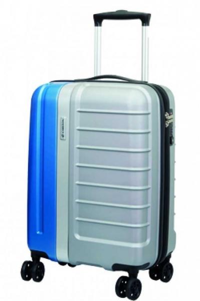 Troler Carlton Duo-Tone 65 argintiu-albastru 0
