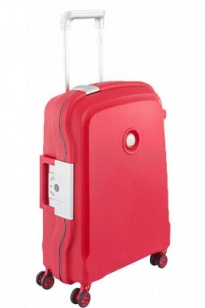 Troler Delsey Belfort Plus 55 cm rosu 3