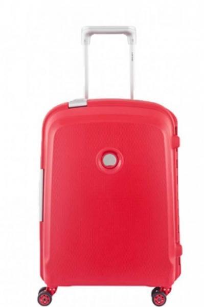 Troler Delsey Belfort Plus 55 cm rosu 0