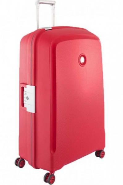 Troler Delsey Belfort Plus 82 cm rosu 1