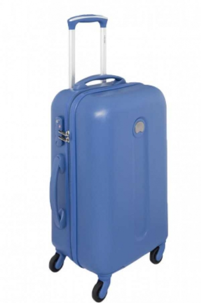 Troler Delsey Helium classic 55 cm albastru 1
