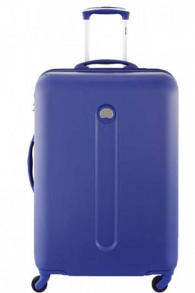 Troler Delsey Helium classic 71 cm albastru 0