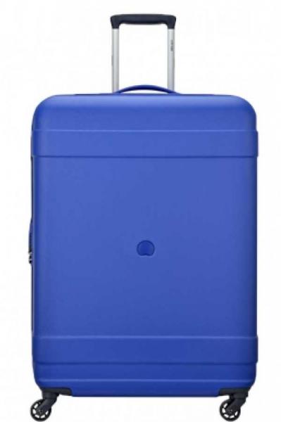 Troler Delsey Indiscrete Hard 55 cm albastru 0